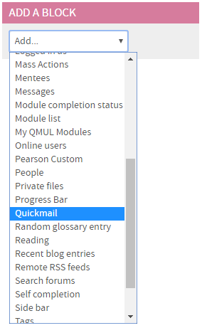 quickmail-block